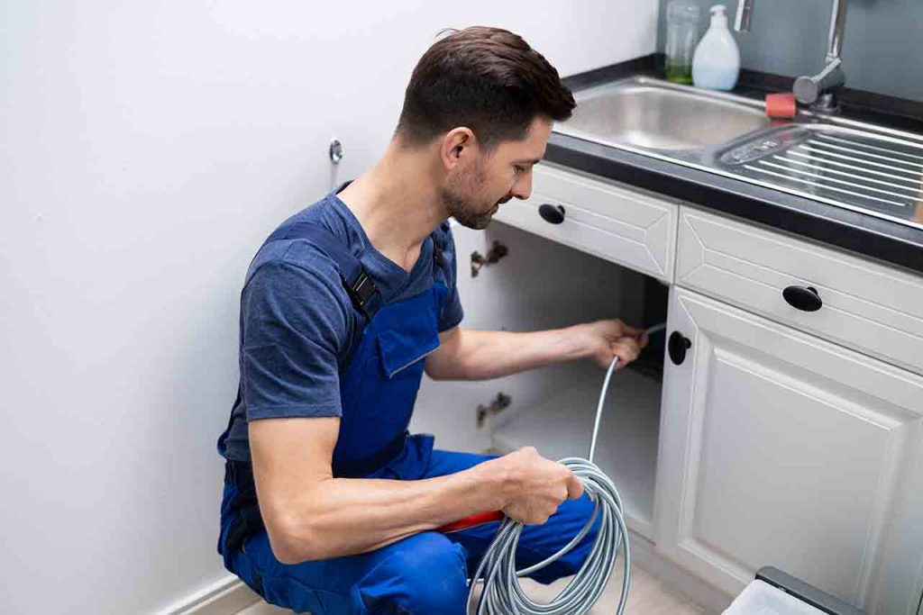 drain cleaning in Miami, FL